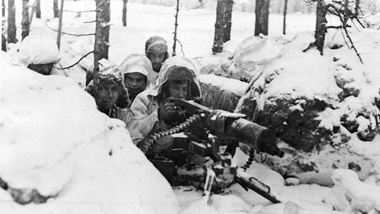 finska frontsoldater