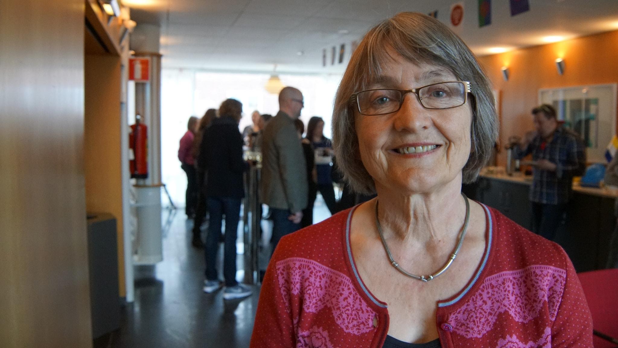 Professori emerita Leena Huss