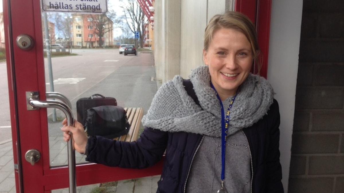 Annina Åman, Eskilstuna united