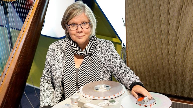 Liisa Paavilainen. Foto: Lotta Hoppu / Sveriges Radio