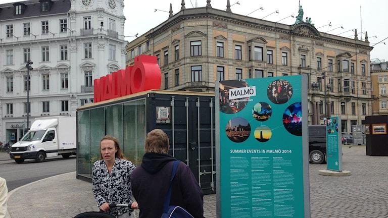 Malmö on yksi tulevista hallintoaluekunnista. Foto: A-L Hirvonen Nyström/SR Sisuradio