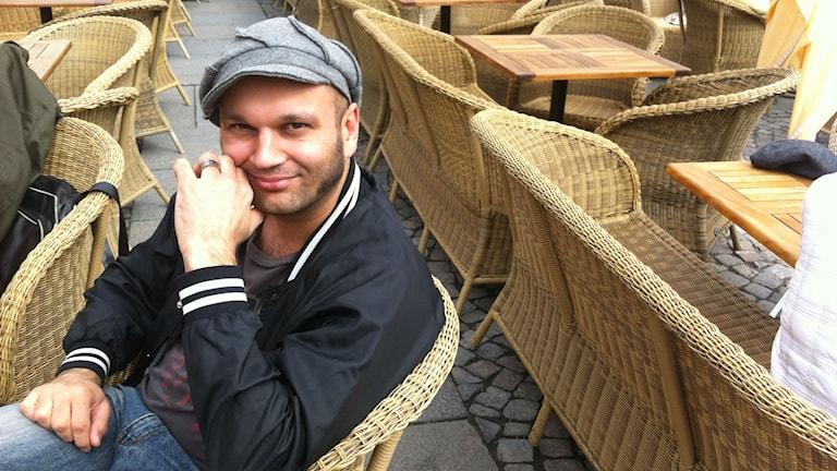 Dimitri Keiski, foto: Anni Riit´aho