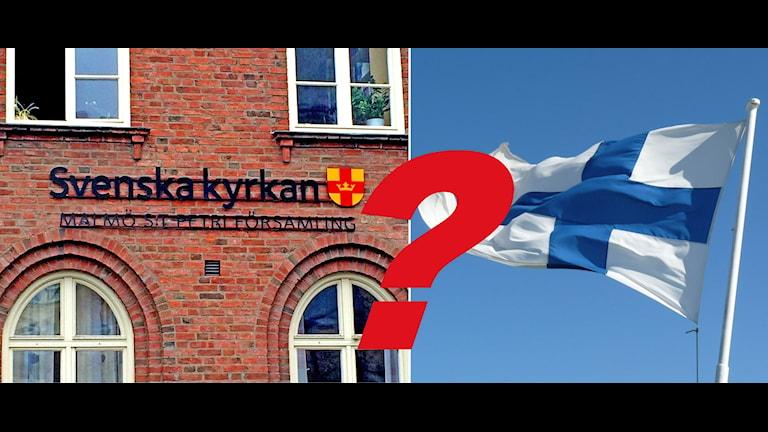 Ruotsin kirkko ja suomenkielinen työ?