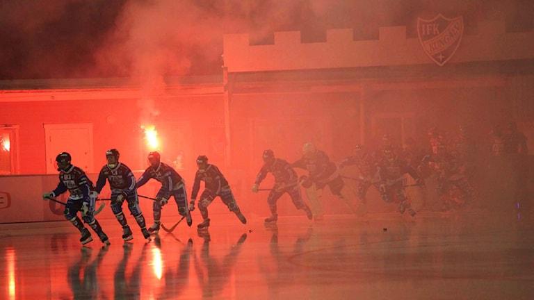 IFK Kungälv bandy Foto:Jukka Tuominen