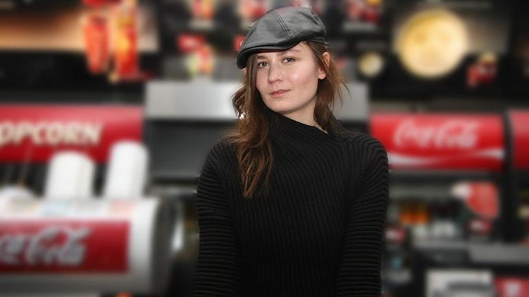 Näyttelijä Malin Buska. Kuva/Foto: Hannele Kenttä