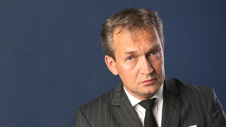 Asko Sahlberg valittiin Vuoden Ruotsinsuomalaiseksi 2014. Foto: privat