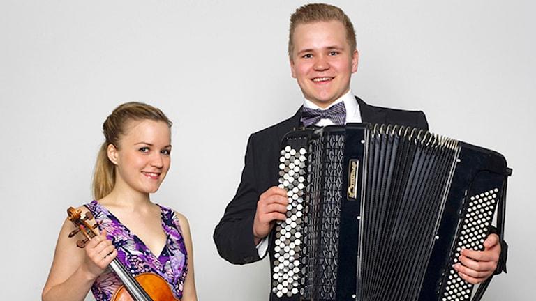 Marielle ja Tony Iivonen. Foto: privat