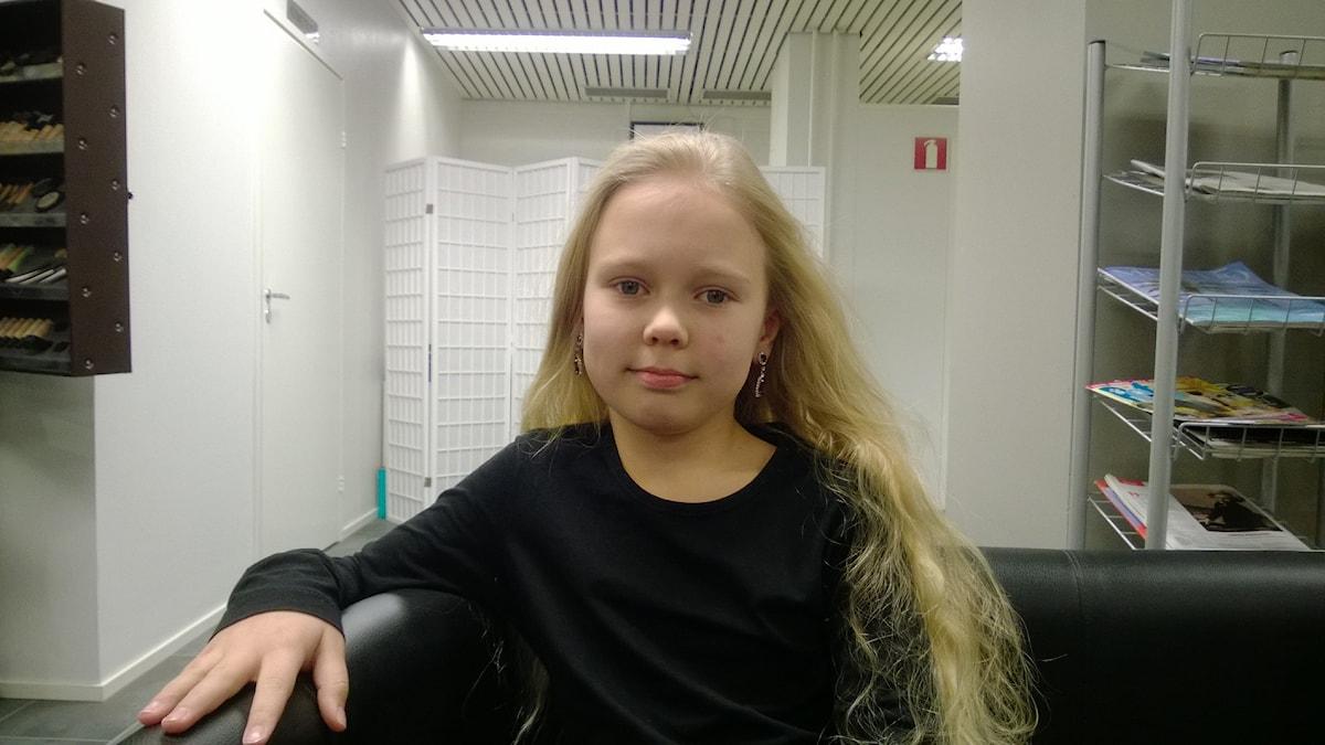 Mili Kasurinen. Kuva/Foto: Privat.