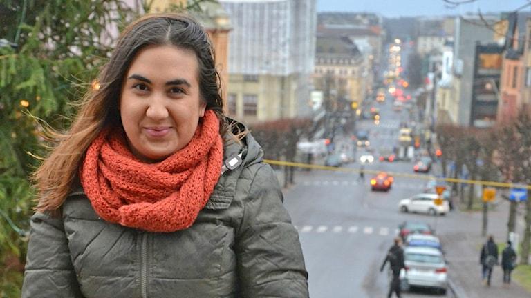 Jasmine Malla Turussa. Foto: Privat