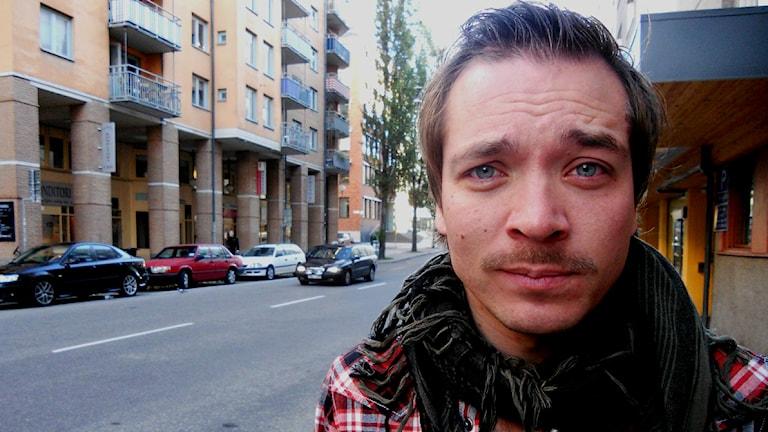 Fredrik Furu. Foto: Christian Bertell