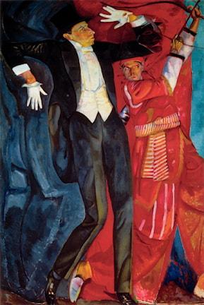 Boris Grigoriev: Vsevolod Meyerhold