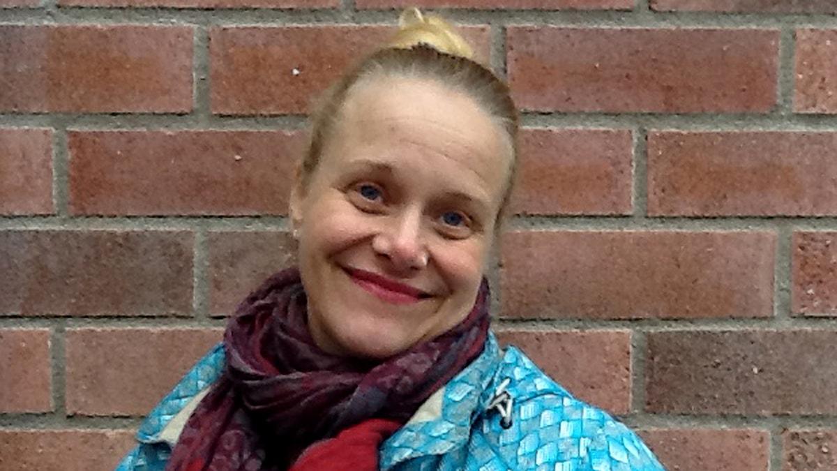 Kolina van den Berg. Foto: Leena Häyrynen
