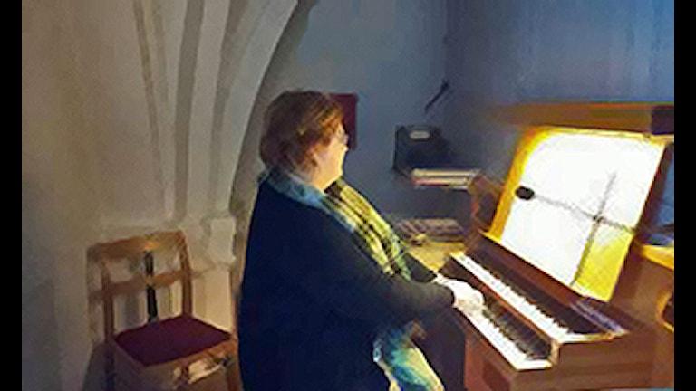 Sinulle varattu kuuntelupaikka Skivarpin kirkossa