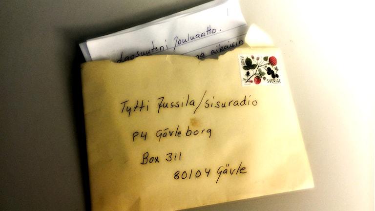 Lähetä runosi Keski-Ruotsin Sisuradiolle, kuva Tytti Jussila / SR Sisuradio