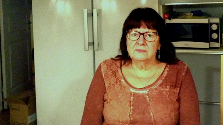 Sirkka Murtokankaan perhe selvisi hyökyaallosta, kuva: privat