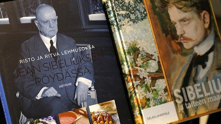 Sibelius kirjojen aiheena Foto: Kirsi Blomberg Sveriges Radio