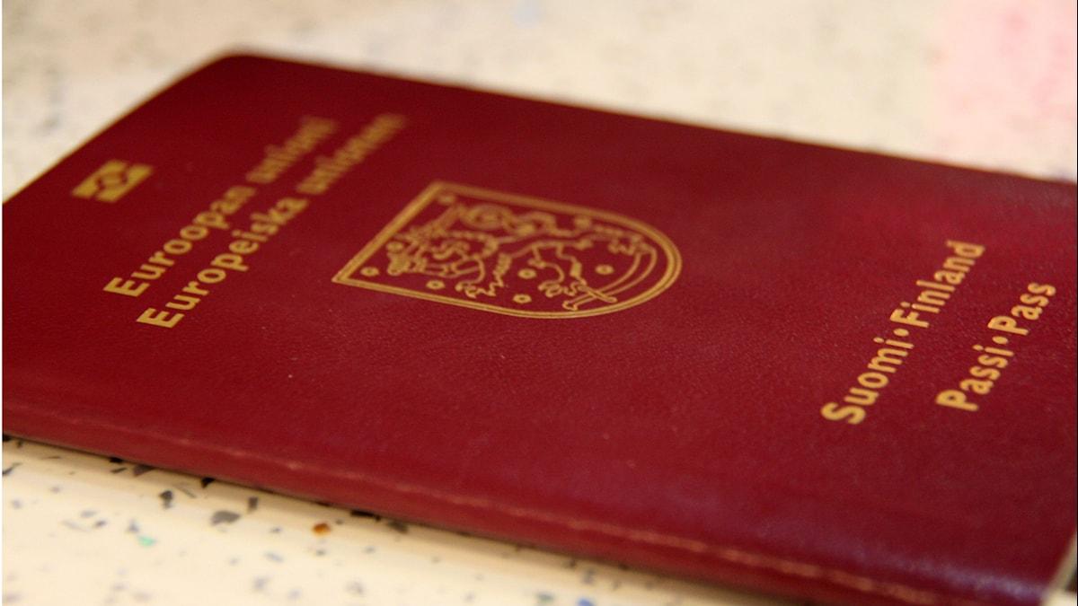 Tarviiko Ruotsiin Passin