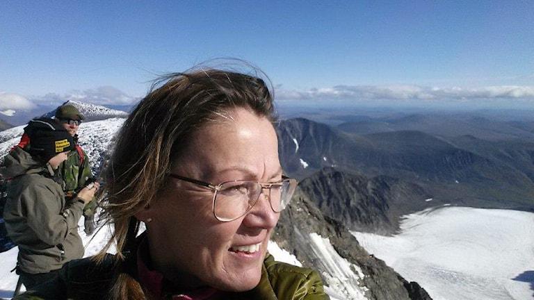 Leena Similä. Kuva/Foto: Leena Similä.