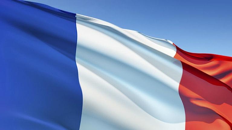 Ranskan lippu