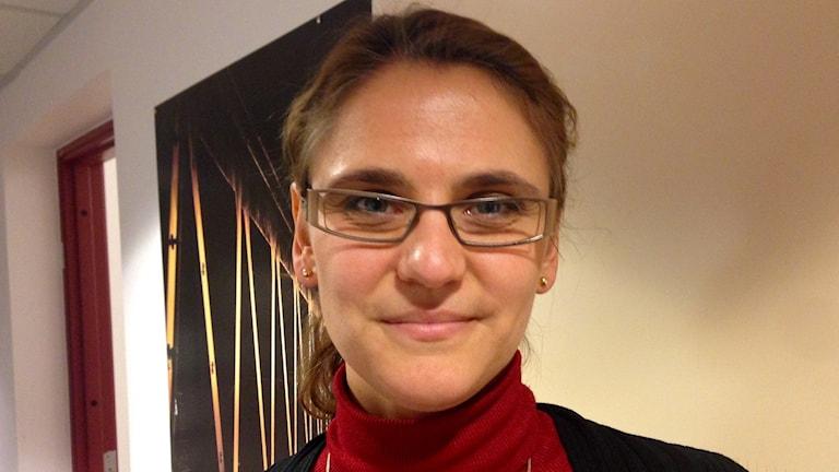 Jenny Malmsten, minoritetssamordnare Malmö Sta