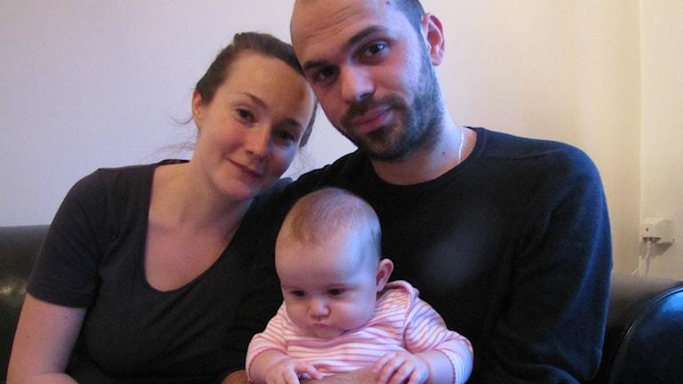 Elina ja Mohammed