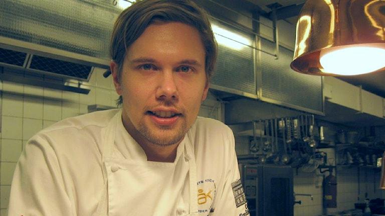 Tommy Myllymäki Foto: Eija Björstrand / Sveriges Radio Sisuradio