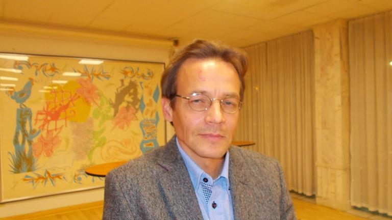 Markku Rummukainen/Foto:Jyri Markkula, Sveriges Radio Sisuradio