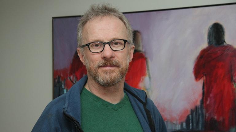 Kunnanneuvos Peter Waara Foto: Hannele Kenttä / Sveriges Radio Sisuradio