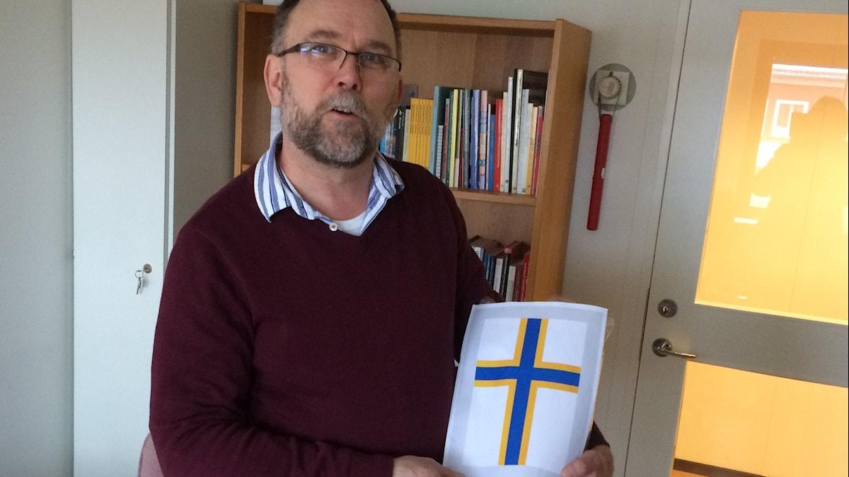 Peter Göthblad.Kuva:Ulla Rajakisto