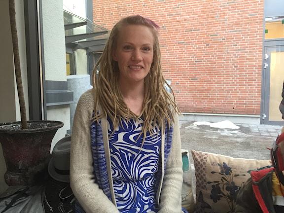 Sini Loponen sai ADHD diagnoosin vasta aikuisiällä, foto: Anni Riit´aho