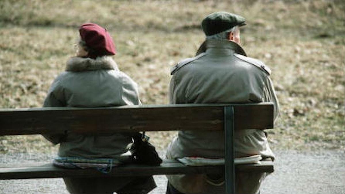 Ilmaista huvia eläkkeellä? Kuva/Foto: SVT NOF.
