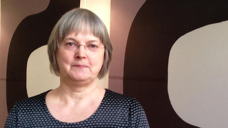 Uskontotieteilijä Marja-Liisa Keinänen