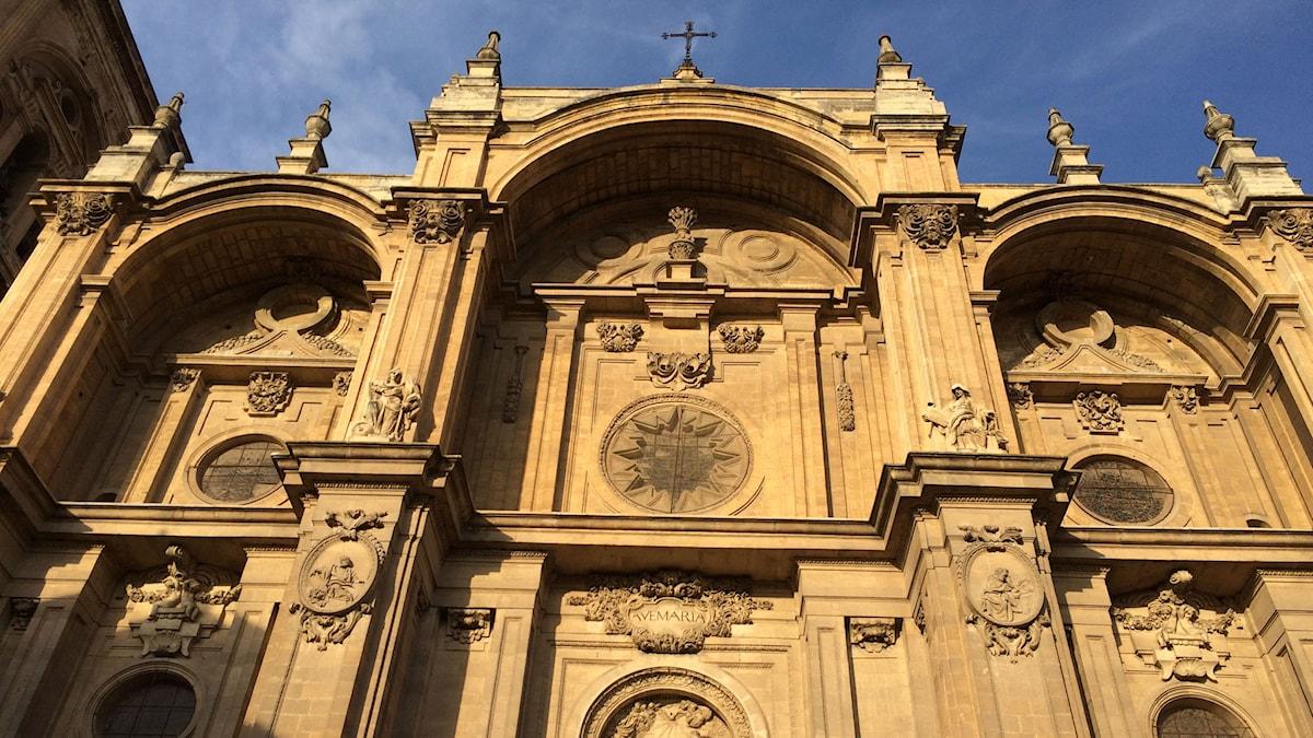 Katedraali / katedralen, Granada. Kuva/Foto: Jasmine Malla