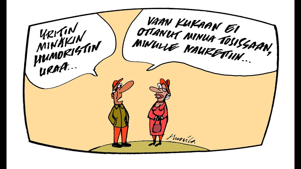 Humoristi