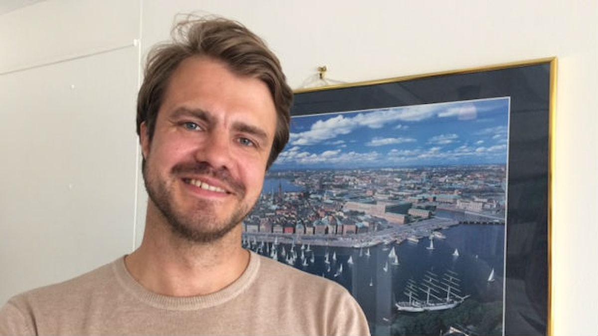 Yliopistolehtori Juho Härkönen Tukholman yliopiston sosiologian laitokselta.