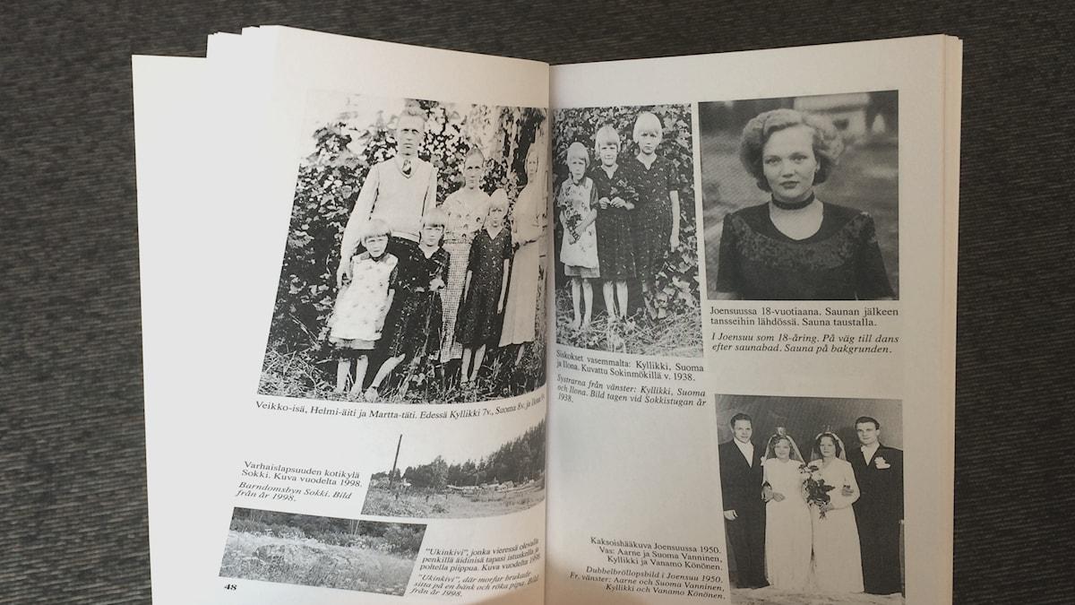 Suoma Pennanen kirjoitti kirjan elämästään.