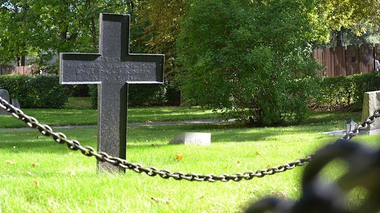 hauta hautausmaa kuolema risti begravningsplats