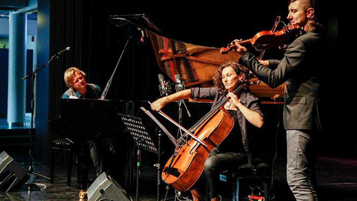 Kuva vuoden 2013 festivaaleilta. Foto: Emilia Myllymäki