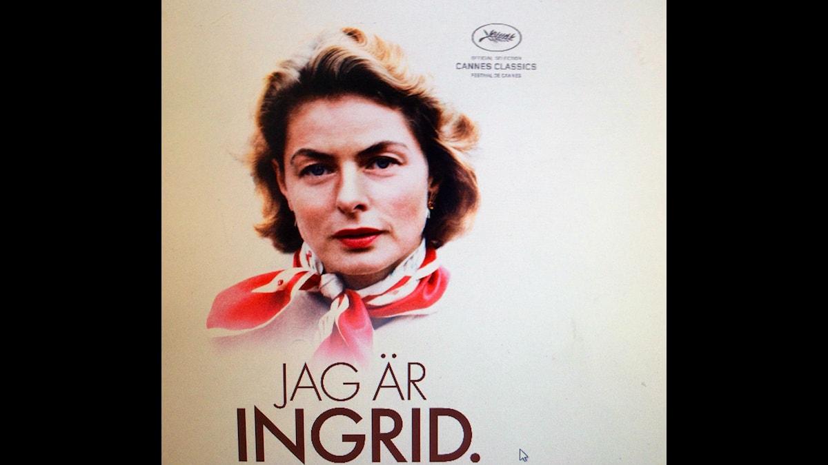 Elokuvan Jag är Ingrid juliste