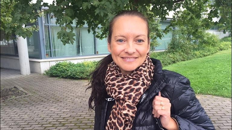 Arlene Frisk. Foto: Taneli Männikkö