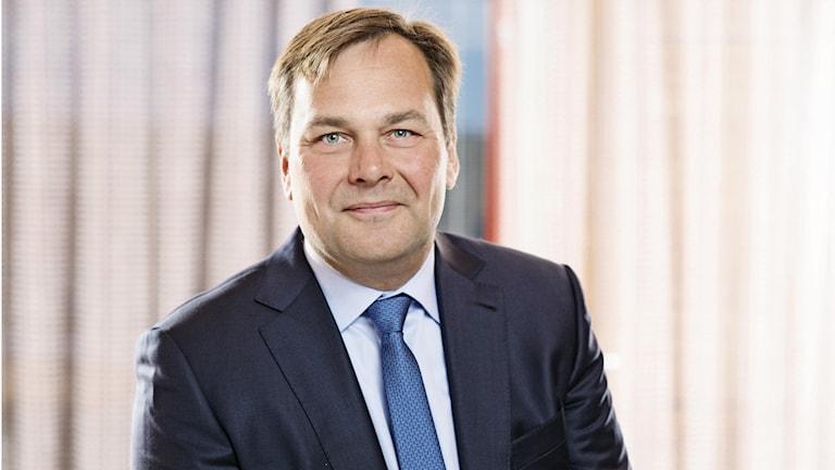 Eero Hautaniemi on Oriola-KD:n toimitusjohtaja. Kuva/Foto: Ritta Supperi /Keksi.