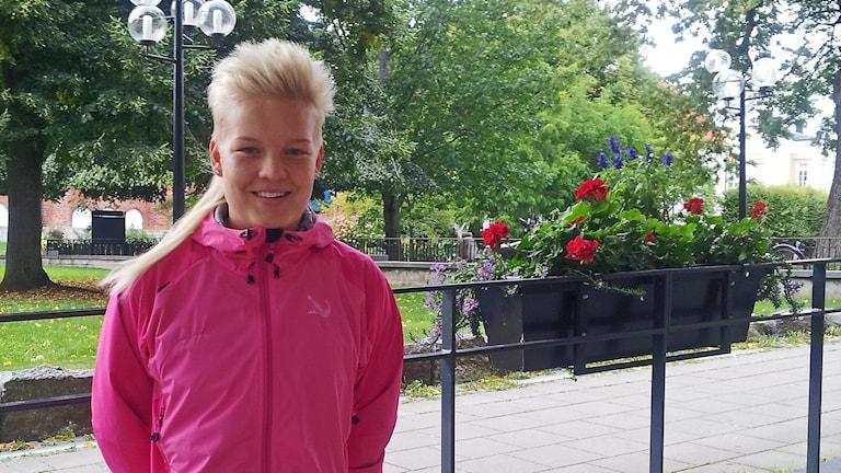 My Kippilä. Kuva/Foto: Anna Tainio, SR Sisuradio