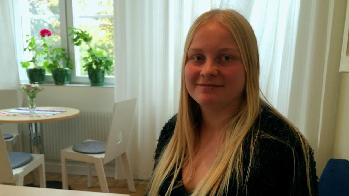 Jääkiekkoilija Ida Nikula.