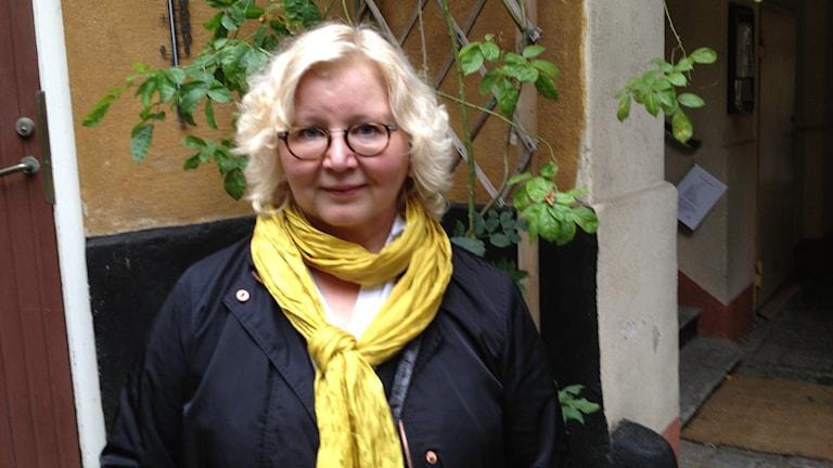 Mirja Svartengren