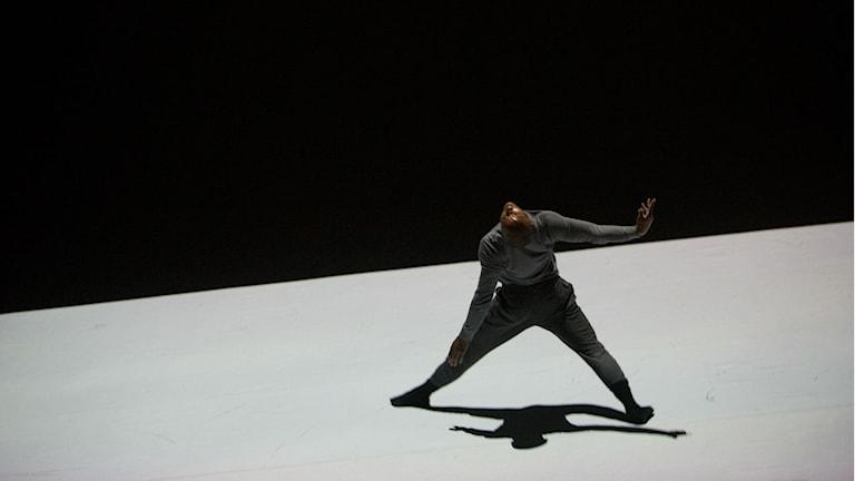 Ima Iduozee, koreograf och dansare i This is the Title.