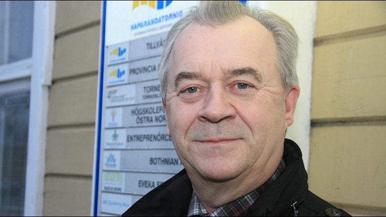 Maaseutuministeri Sven-Erik Bucht.