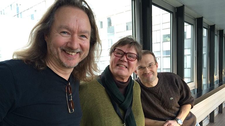 Foto: Hanna Lindberg/Sverigesradio Sisuradio.