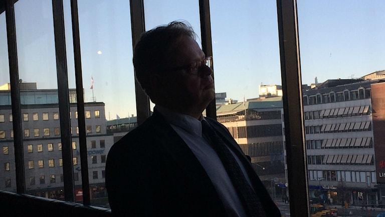 Juhana Vartiainen, Pohjoismaiden Neuvoston jäsen Kuva: Kaarina Wallin/Sveriges Radio Sisuradio