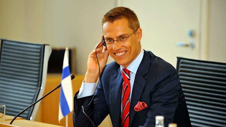 Alexander Stubb. Foto: Estonian Foreign Ministry/Flickr/CC BY 2.0.