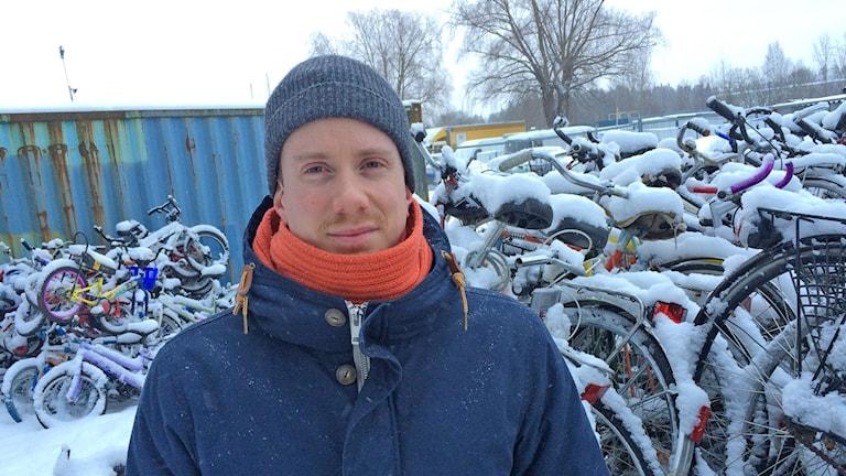 Bill Thernström. Foto: Virpi Inkeri/SR